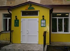 Библиотека для детей и взрослых в Лучках