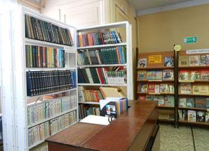 Детская библиотека-филиал № 14 г. Сызрань