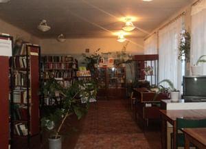 Шеломовская сельская библиотека