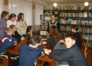 Халеевичская сельская библиотека