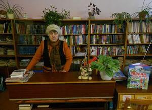 Старовышковская сельская библиотека