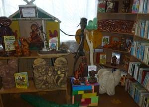 Плодосовхозная сельская библиотека