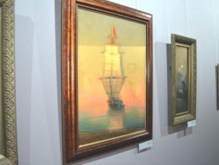 Выставка «Моря пламенный поэт. Айвазовский и ученики»