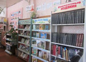 Ермолкинская поселенческая библиотека