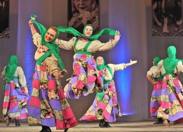 Юбилейный концерт «Целый мир в танце»