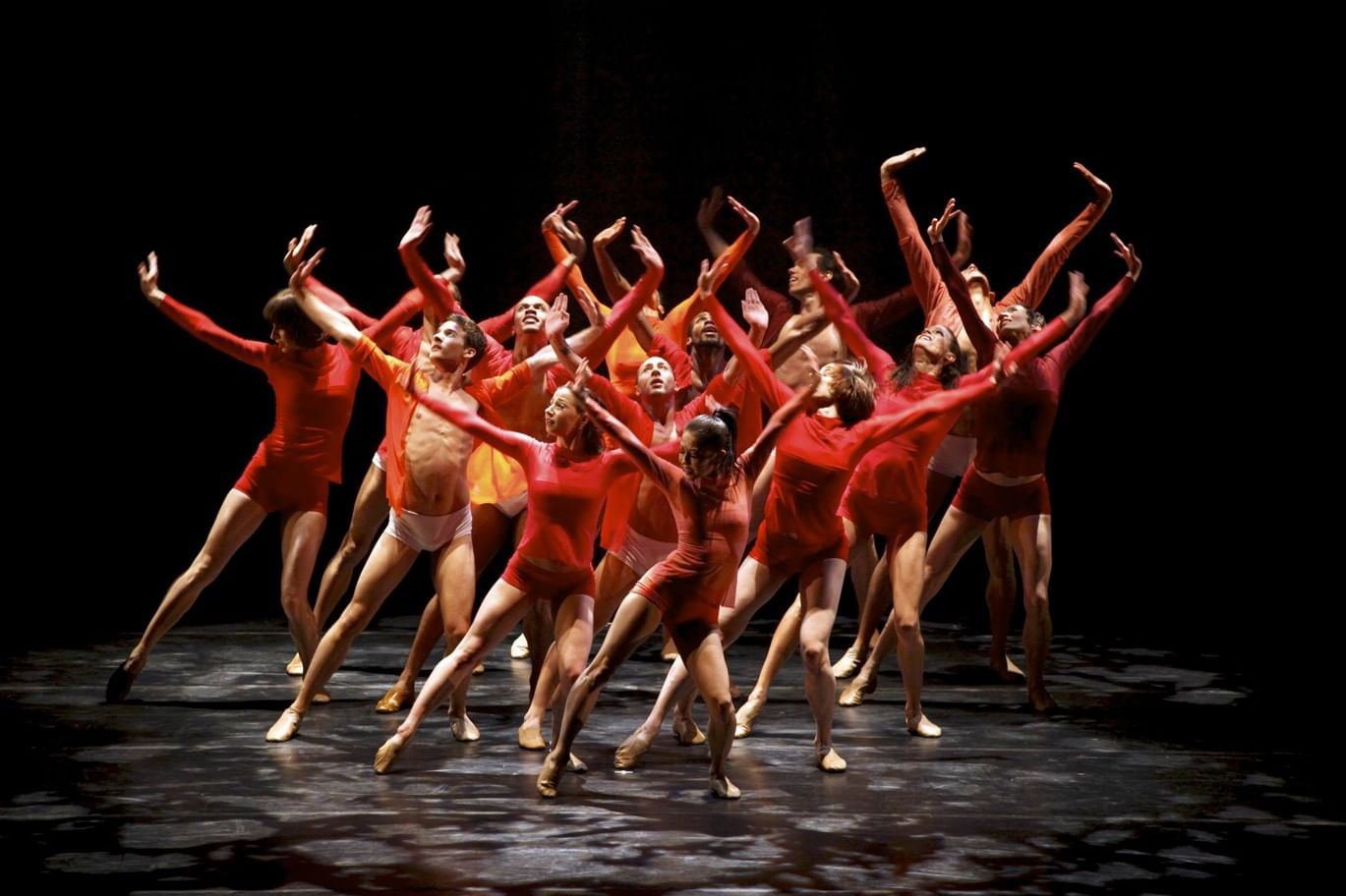 Фестиваль балета Open Dance начался в Санкт-Петербурге. Галерея 1