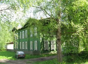 Синелипяговский библиотечный филиал № 18