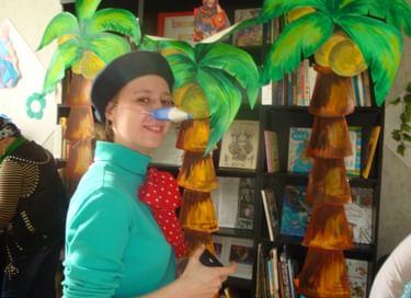 Библиосумерки в Детской библиотеке им. Гагарина