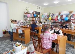 Оленевская библиотека-филиал № 9