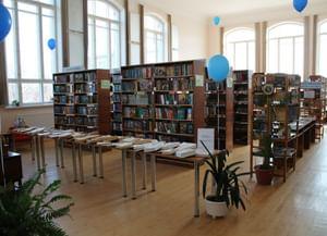 Синелипяговский библиотечный филиал № 17