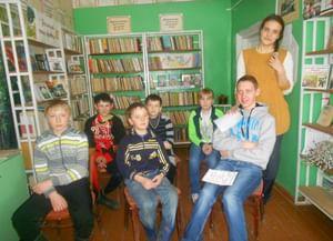 Степно-Мамыковская сельская библиотека
