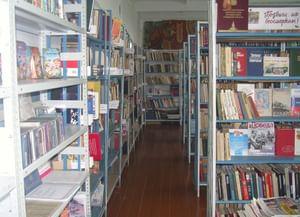 Больше-Ермаковская сельская модельная библиотека