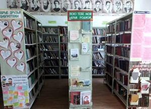 Старо-Юреевская сельская библиотека