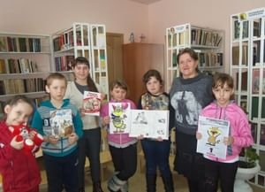 Старо-Ивановская сельская библиотека