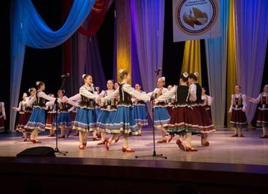IХ Областной конкурс-фестиваль хореографических коллективов «Радуга танца»