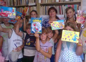 Кутковская сельская библиотека