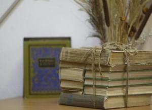 Отдел редких книг Центральной детской библиотеки