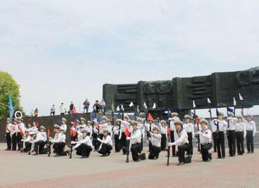 Митинг-концерт «В память тех, кто погиб, кто навеки остался солдатом!»