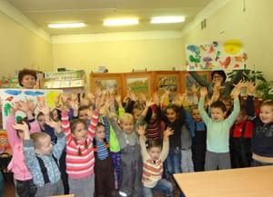 Детская библиотека № 19 г. Уфа