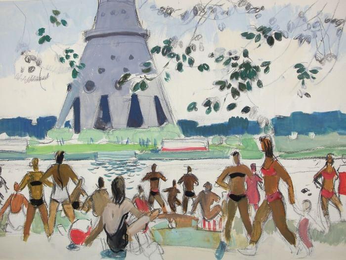 Выставка «Хочу на пляж»