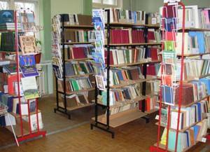 Новокамеликская библиотека-филиал