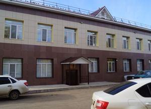 Центральная районная библиотека Сакмарского района