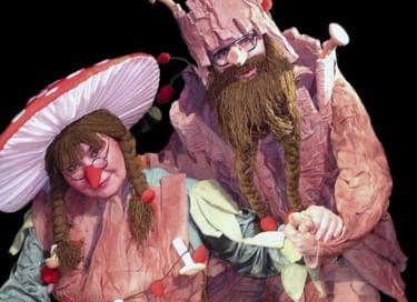 Спектакль «На лесной полянке»