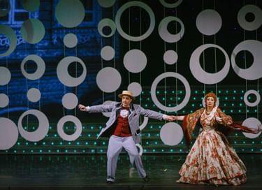 Спектакль «Grande оперетта»