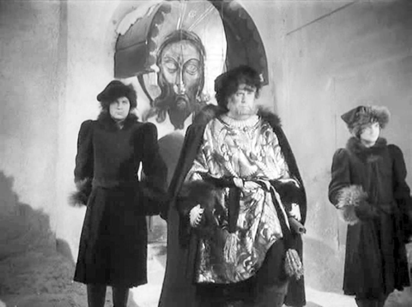 Георгий Вицин. Галерея 1