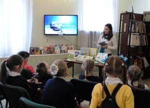 Детская библиотека искусств № 11 г. Самара