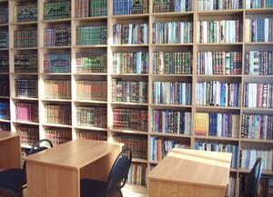 Межпоселенческая центральная библиотека с. Большая Черниговка