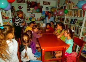 Пахаревская сельская библиотека