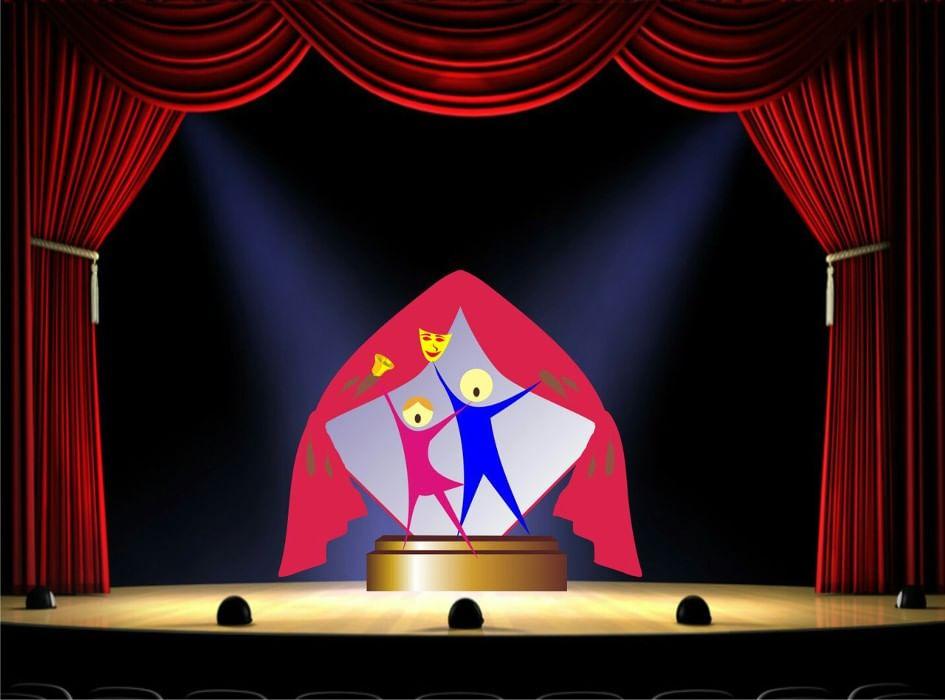 Картинка про театр детская