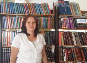 Библиотека № 10 с. Новоалексеевское