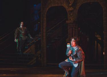Спектакль «Жанна д'Арк»