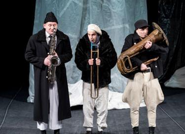 Спектакль «3 пингвина, 2 билета и 1 ковчег»