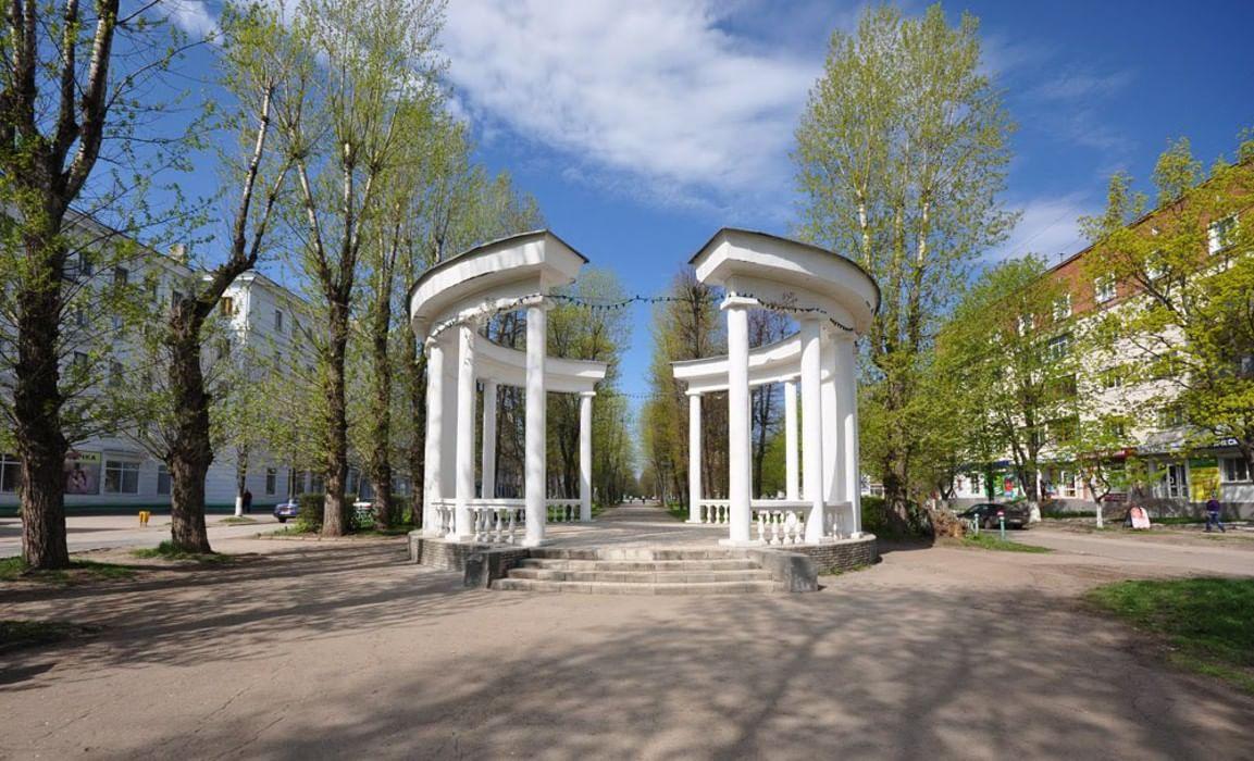 фото новомосковск тульской обл