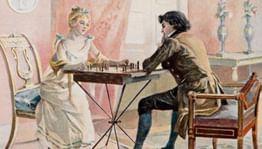 Шахматы в русской литературе