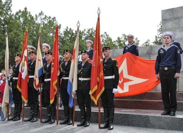 Историко-патриотический фестиваль «Знамена Победы»