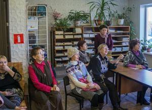Библиотека № 21 г. Владивосток