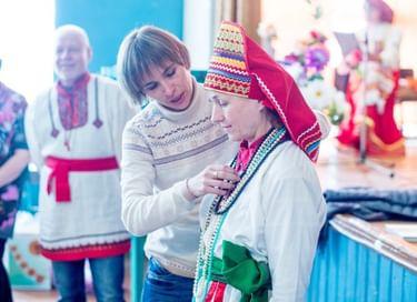 Фестиваль народов Поволжья