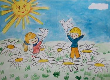 Праздник «Планета счастливого детства!»