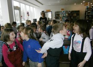 Библиотека № 3 г. Владивосток