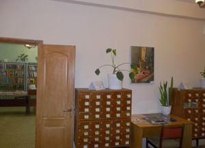 Библиотека-филиал № 2 г. Соликамск