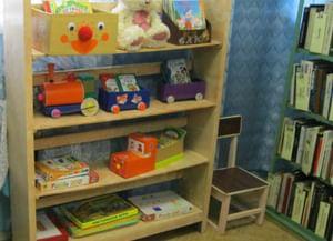 Библиотека-филиал № 3 г. Соликамск