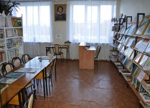 Библиотека-филиал п. ВНИИСС