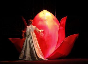 Спектакль «Аленький цветочек»