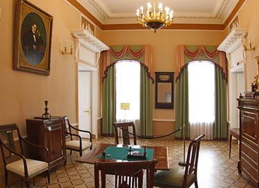 Экспозиция «Убранство остафьевского дома»