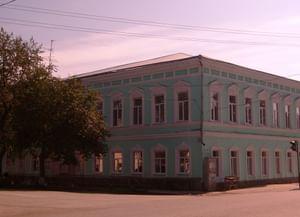 Ирбитский историко-этнографический музей (второе здание)