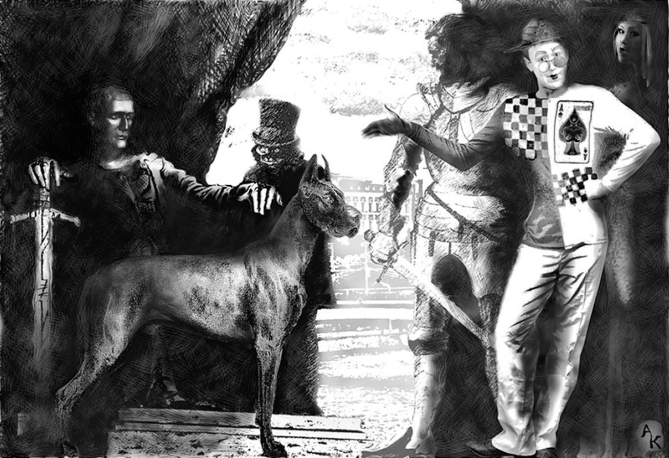 ПЯТЬ КЛЮЧЕЙ К «МАСТЕРУ И МАРГАРИТЕ» - ТАЙНА СВИТЫ ВОЛАНДА